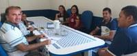 Alunos da Escola Antônio Bernardo visitam Câmara