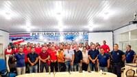Bombeiros Civis participam de reunião na Câmara de Vereadores de Boca do Acre