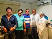 Câmara Atuante: Vereadores acompanham in loco trabalho da equipe de saúde realizado no Cametá