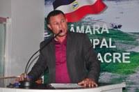 """""""Boca do Acre está muito melhor"""", diz vereador França Mapará"""