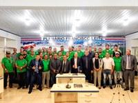 Taxistas da cooperativa Acre Purus participam de sessão na CMBA