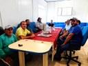Vereadores e vice-prefeito participam de reunião com fazendeiros e produtores rurais