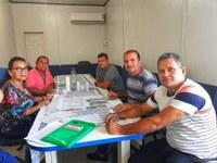 Louro da Vivi reúne-se com membros das Comissões na Câmara de vereadores