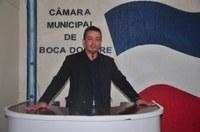 Vereador Andricio Castro solicita cadeiras motorizadas para deficientes físicos do município