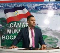 Vereador Ritsú Calacina rebate críticas sobre o Festival de Praia