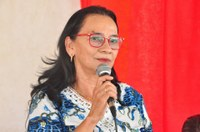 Vereadora Dorinha solicita reforma de escola Rui Barbosa, na BR 317